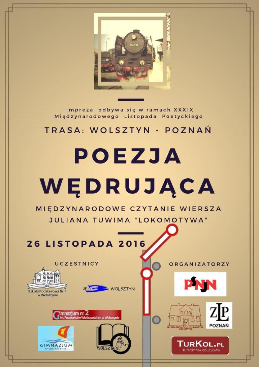 Poezja Wędrująca Wielkopolski Oddział Związku Literatów